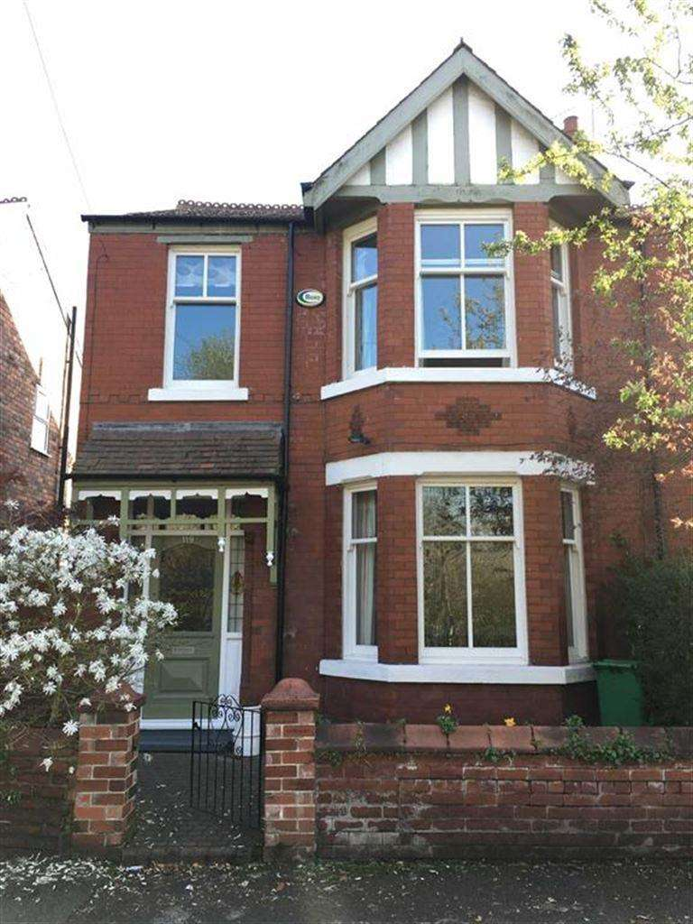 3 Bedrooms Semi Detached House for sale in Longford Road, CHORLTON