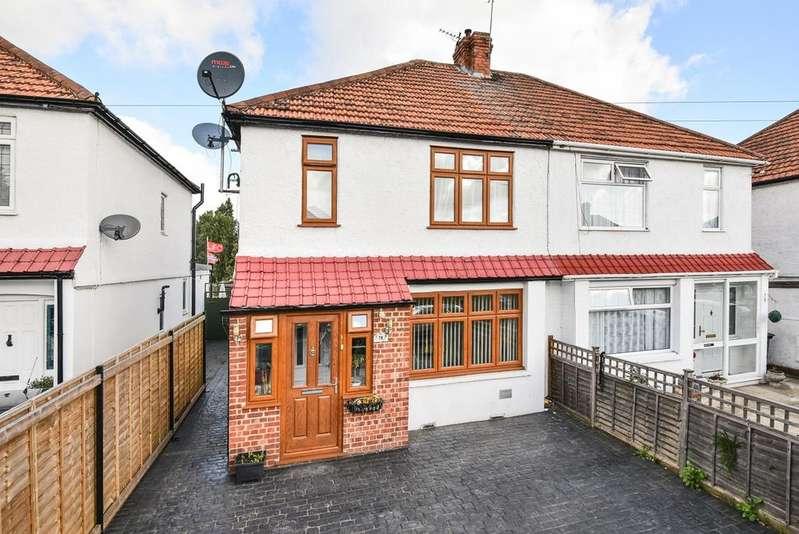 3 Bedrooms Semi Detached House for sale in Wickham Street Welling DA16