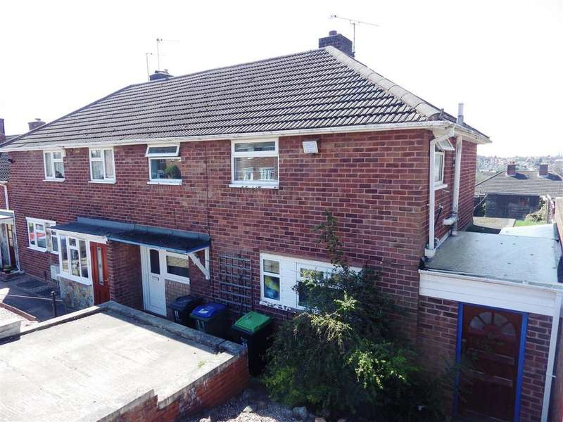 3 Bedrooms Semi Detached House for sale in Valley Road, Cradley Heath