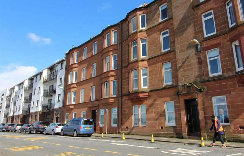 1 Bedroom Flat for sale in 2/R 8 Fort Street, LARGS, KA30 8BH