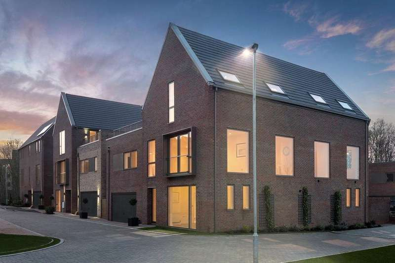 5 Bedrooms Detached House for sale in CALA Homes At Great Kneighton, Hobson Road, Trumpington, Cambridge, CB2