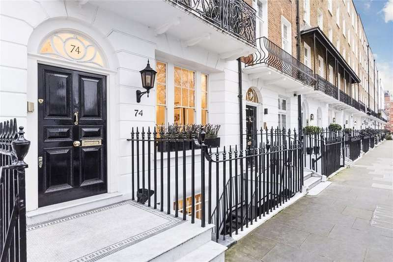 5 Bedrooms Terraced House for sale in Cadogan Place, London, SW1X