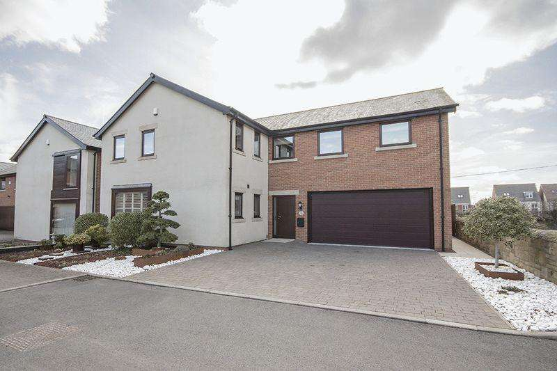 5 Bedrooms Detached House for sale in 14 Hawthorn Grange, Newcastle upon Tyne