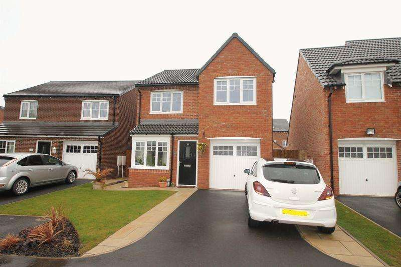 3 Bedrooms Detached House for sale in Holt Close, Acklam