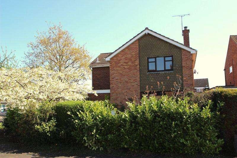 4 Bedrooms Detached House for sale in Sevincott Close, Stratford-Upon-Avon