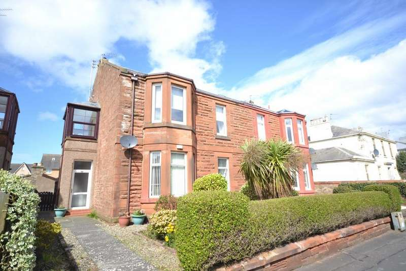 2 Bedrooms Apartment Flat for sale in 128 Welbeck Crescent, Troon, KA10 6AW