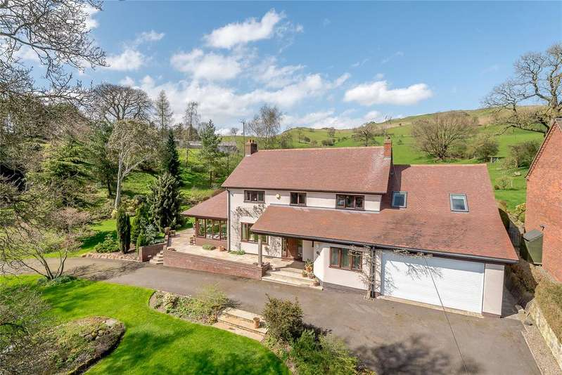 4 Bedrooms Detached House for sale in Hope Bowdler, Church Stretton, Shropshire