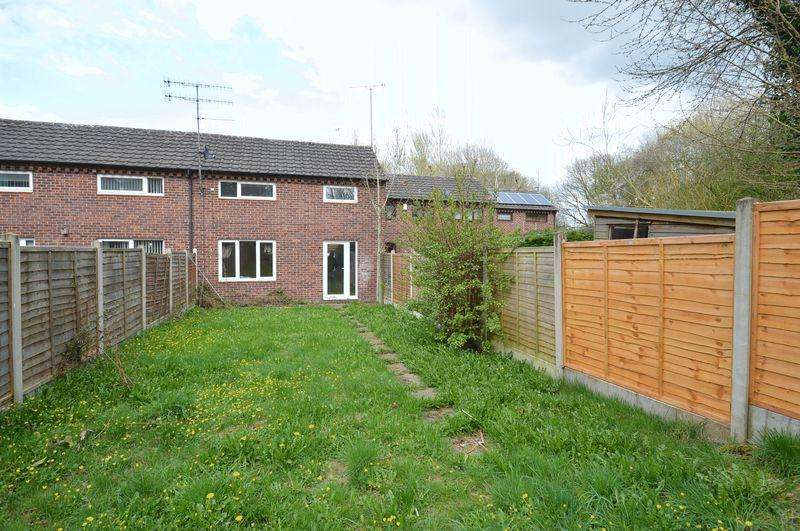 2 Bedrooms Terraced House for sale in Haseley Close, Matchborough East, Redditch