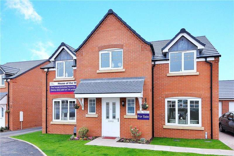 5 Bedrooms Detached House for sale in Plot 71 Bowbrook, Off Old Worcester Road, Hartlebury, Worcestershire, DY11