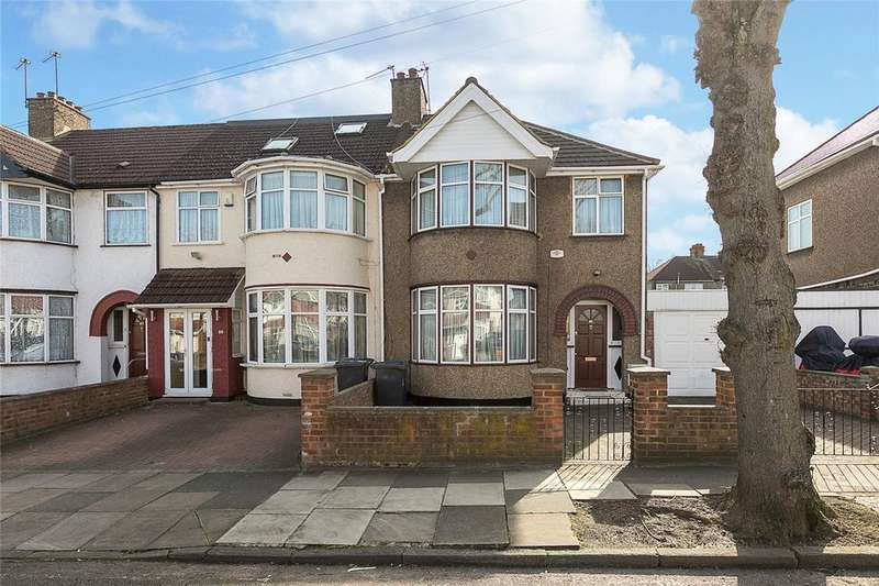 3 Bedrooms Semi Detached House for sale in Eastcote Avenue, Greenford, UB6