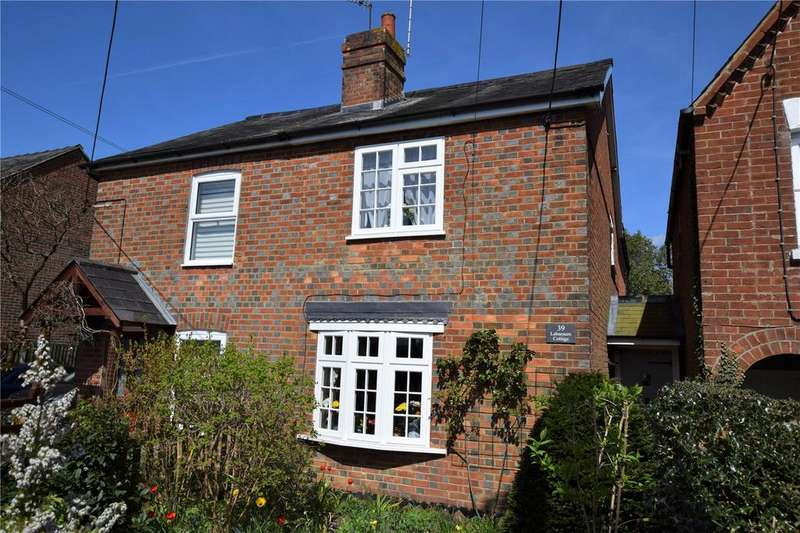 2 Bedrooms Semi Detached House for sale in Victoria Road, Mortimer, Reading, Berkshire, RG7