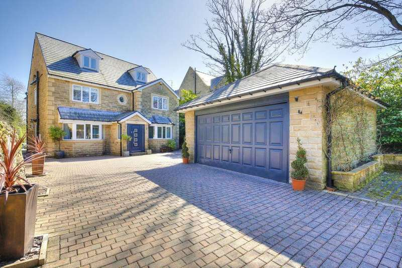5 Bedrooms Detached House for sale in The Stone House 121A Dore Road DORE S17 3NF