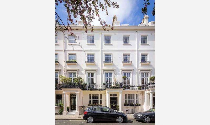 7 Bedrooms Terraced House for sale in Chester Square, Belgravia, SW1W