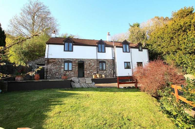 5 Bedrooms Detached House for sale in Detached country cottage