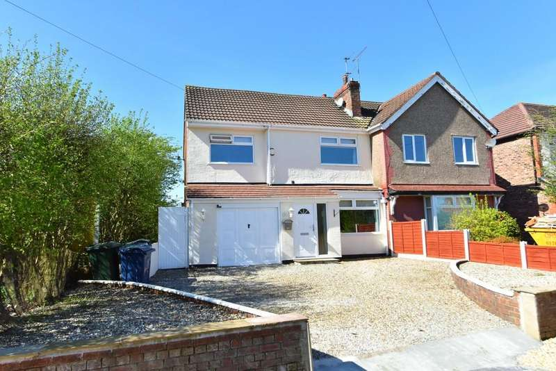3 Bedrooms Semi Detached House for sale in Asmall Lane, Ormskirk