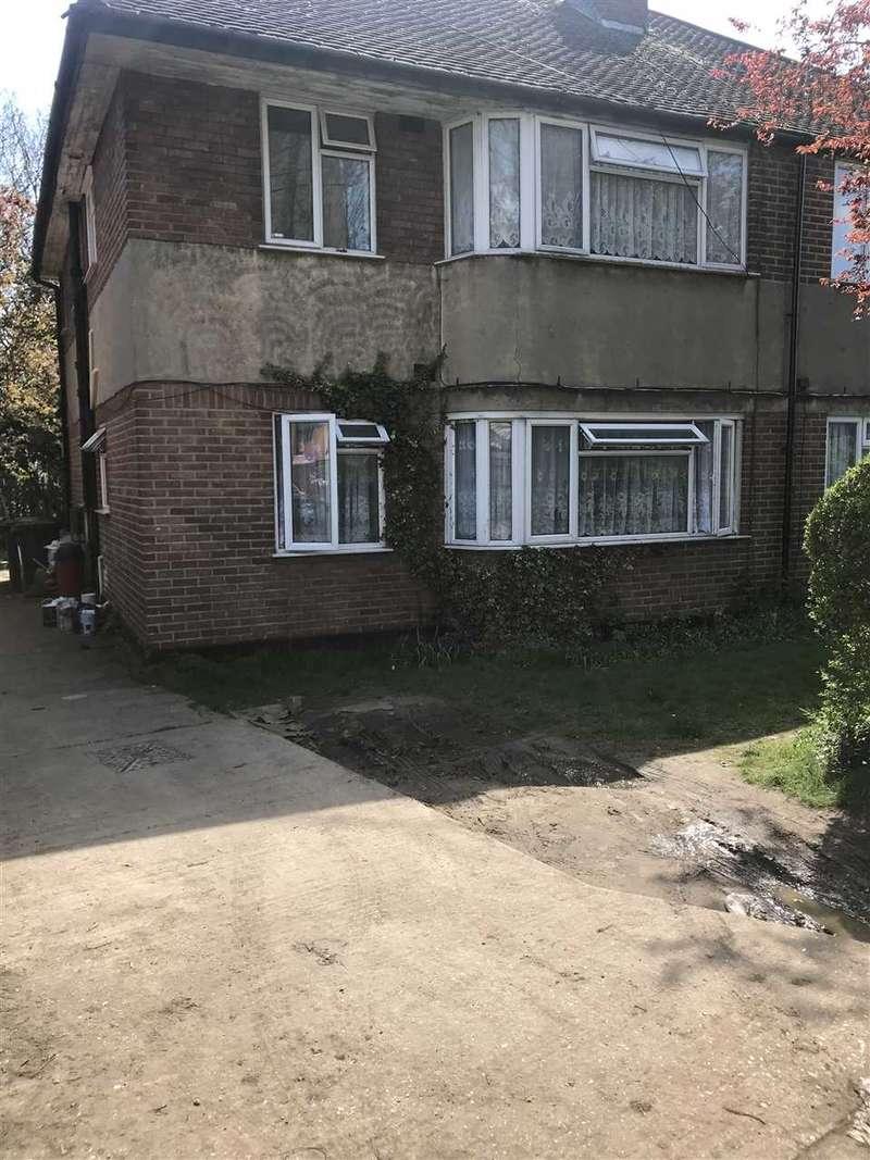 2 Bedrooms Maisonette Flat for sale in Adelphi Gardens, Slough