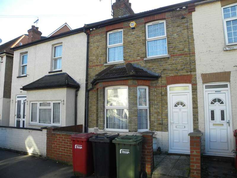 3 Bedrooms Terraced House for sale in Connaught Road, Slough