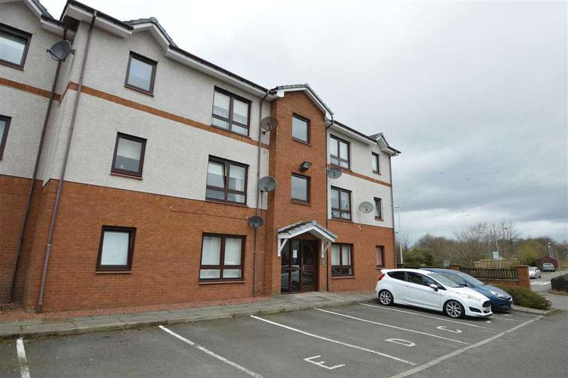 2 Bedrooms Apartment Flat for sale in Kenilworth Drive, Airdrie