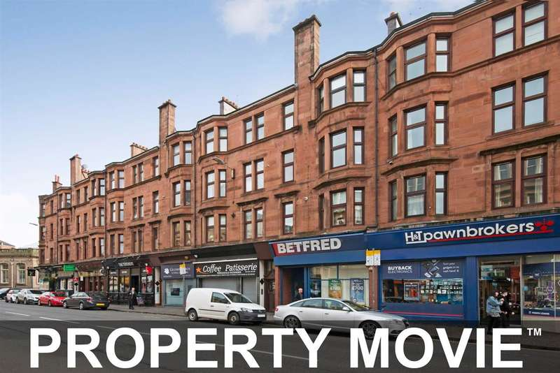 1 Bedroom Apartment Flat for sale in 3/1, 327 Dumbarton Road, Partick, Glasgow, G11 6AL