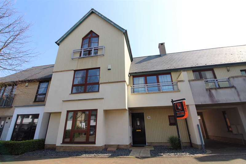 5 Bedrooms Link Detached House for sale in Tayberry Place, Ipswich