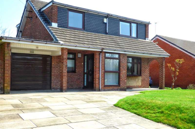 3 Bedrooms Detached House for sale in Marland Hill Road, Rochdale, Lancashire, OL11