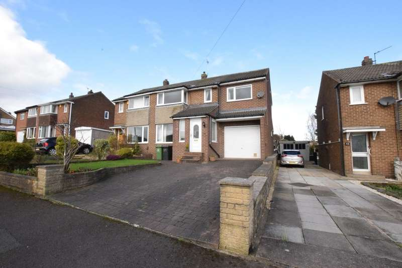 4 Bedrooms Semi Detached House for sale in Marten Drive, Netherton HD4