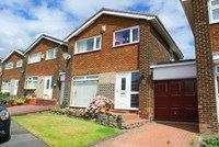 3 Bedrooms Property for sale in Broom Hall Drive, Ushaw Moor, Durham, Durham, DH7 7NX