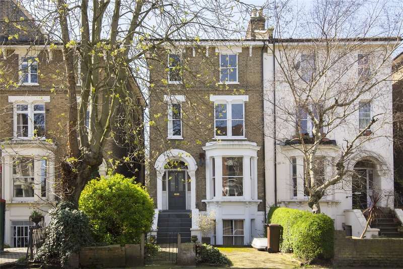 5 Bedrooms House for sale in Navarino Road, London, E8