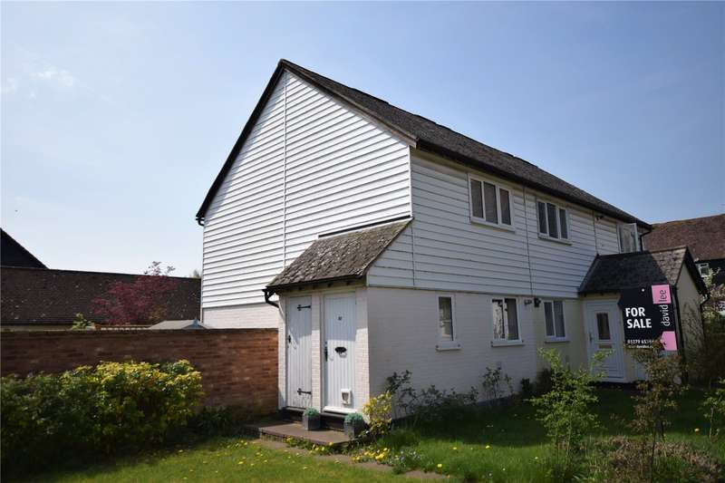2 Bedrooms End Of Terrace House for sale in Much Hadham