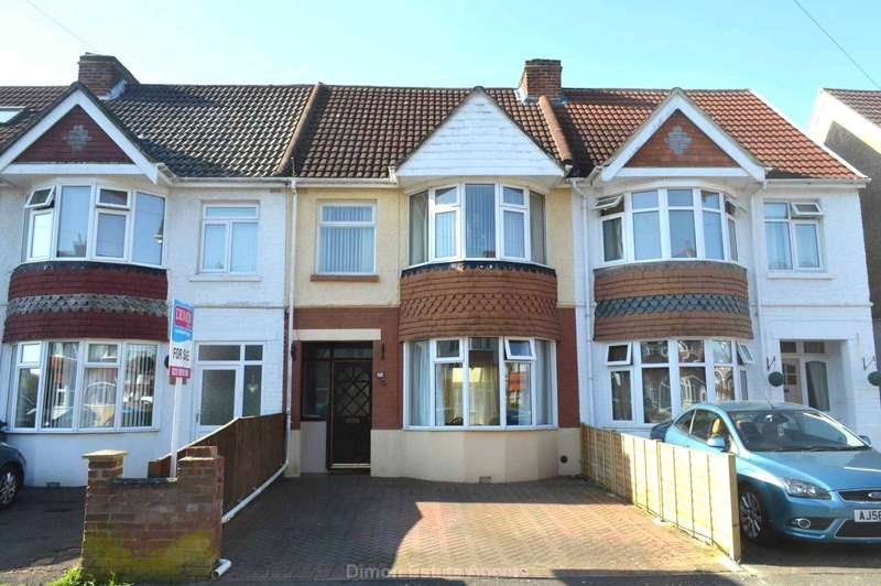 3 Bedrooms Terraced House for sale in Chantry Road, Elson