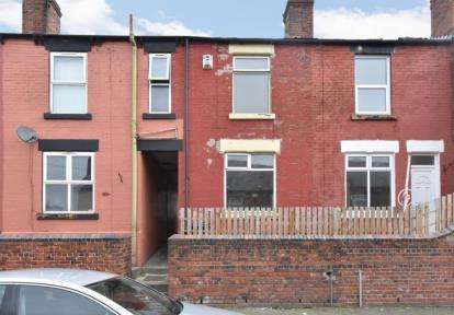 2 Bedrooms Terraced House for sale in Robey Street, Sheffield, South Yorkshire