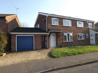 3 Bedrooms Semi Detached House for sale in Dover Street, Kibworth Beauchamp, Leicester, Leicestershire
