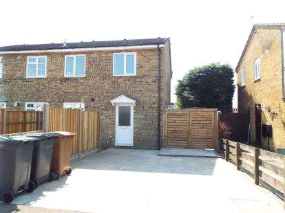 1 Bedroom End Of Terrace House for sale in Lesbury Close, Luton, Bedfordshire