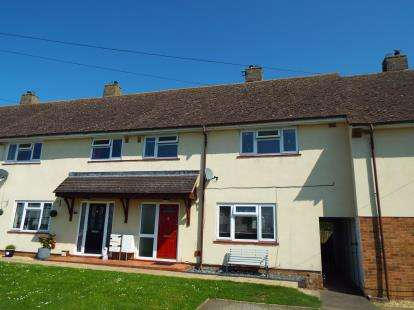 3 Bedrooms Terraced House for sale in Willow Road, Ambrosden, Bicester, Oxfordshire