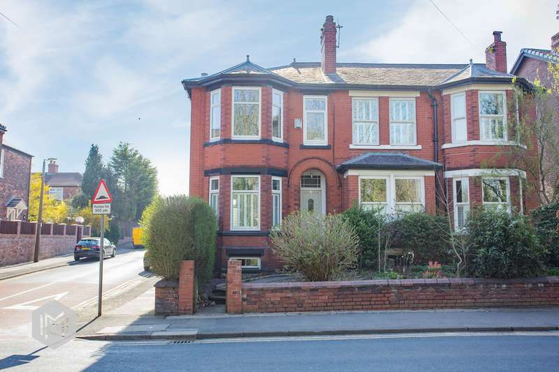 4 Bedrooms End Of Terrace House for sale in Folly Lane, Swinton, Manchester, M27