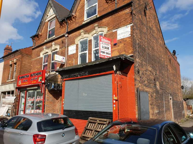 Shop Commercial for rent in Rookery Road, Birmingham, B21