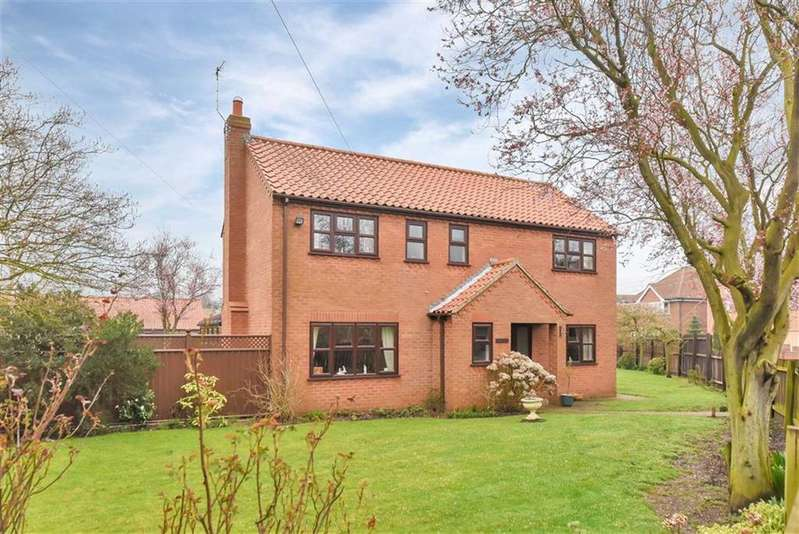 4 Bedrooms Detached House for sale in Maltkiln Road, Fenton, Lincoln, Lincolnshire
