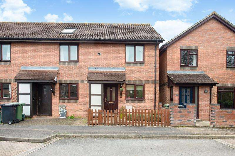 2 Bedrooms Semi Detached House for sale in Allder Close, Abingdon