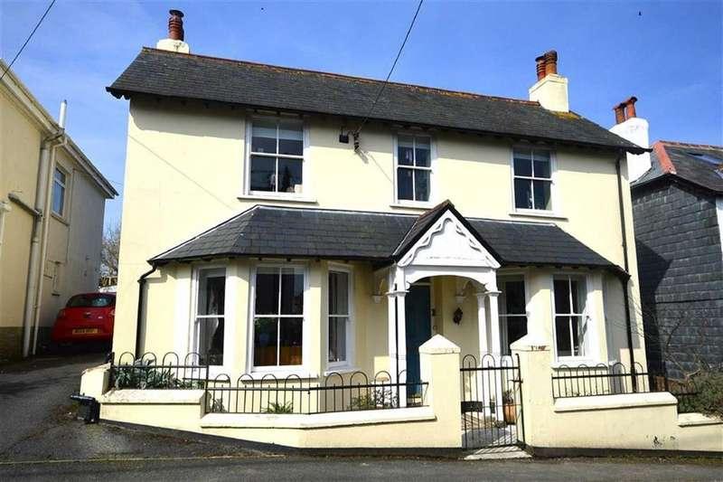 4 Bedrooms Detached House for sale in Veales Road, Kingsbridge, Devon, TQ7
