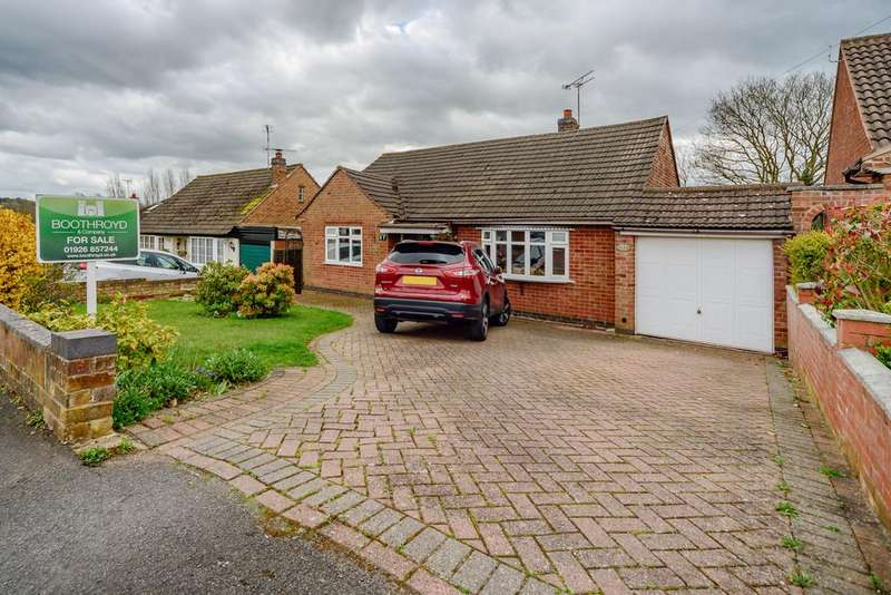 2 Bedrooms Detached Bungalow for sale in Inchbrook Road, Kenilworth