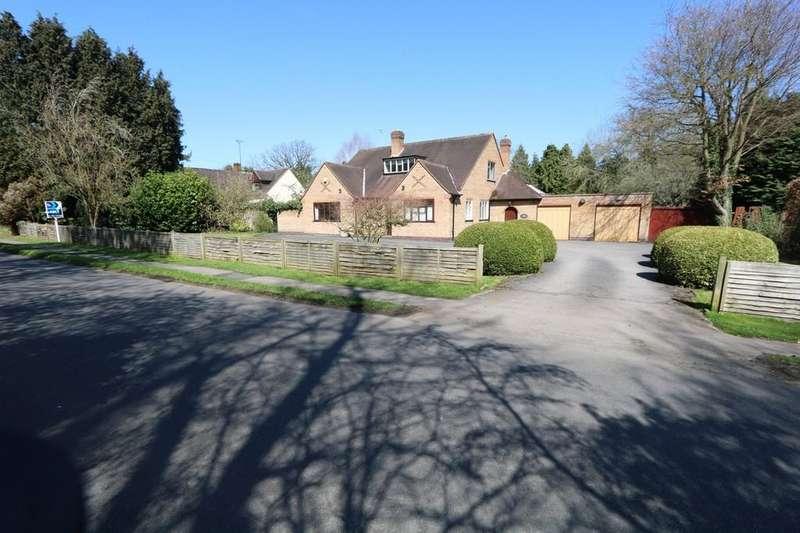 5 Bedrooms Detached House for sale in Dorridge Road, Dorridge