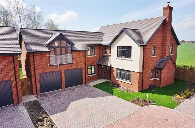 5 Bedrooms Detached House for sale in Sheepy Magna