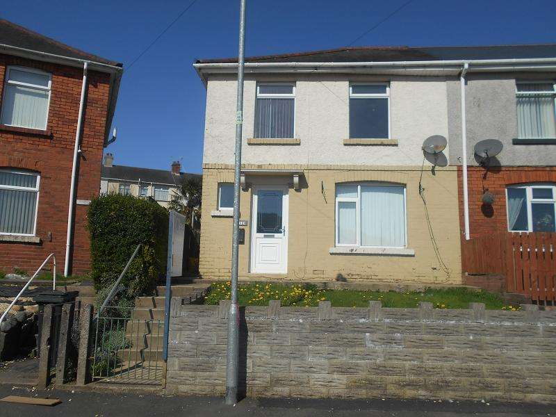 3 Bedrooms Semi Detached House for sale in Ruskin Street, Briton Ferry Neath, Neath Port Talbot.