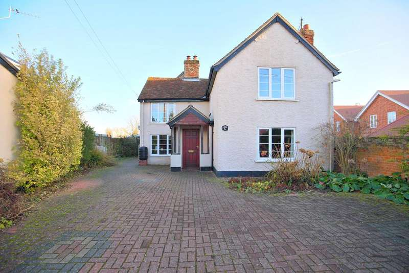5 Bedrooms Detached House for sale in The Street, Little Waldingfield, Sudbury CO10 0ST