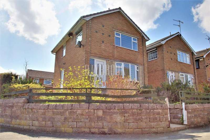3 Bedrooms Detached House for sale in Woodbury Close, Wincobank