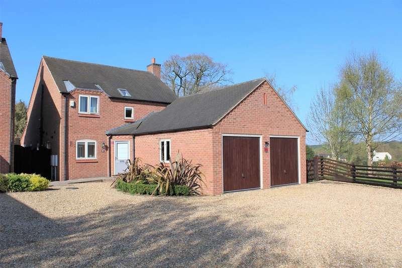 4 Bedrooms Property for sale in Newton Road, Heather