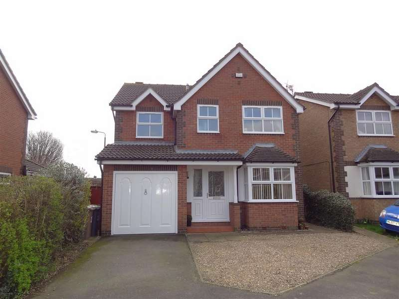 4 Bedrooms Property for sale in Winchester Way, Sleaford