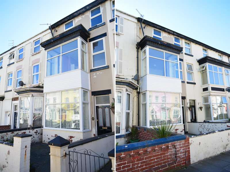 5 Bedrooms Terraced House for sale in High Street, Blackpool, FY1 2BN