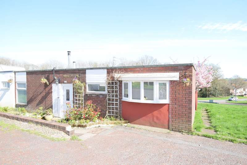 2 Bedrooms Terraced Bungalow for sale in Picwic Green, Greenmeadow, Cwmbran, NP44