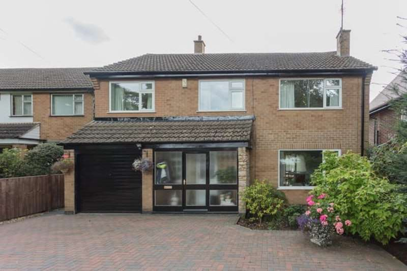 5 Bedrooms Detached House for sale in Mansfield Rd, Redhill, Nottinghamshire, NG5